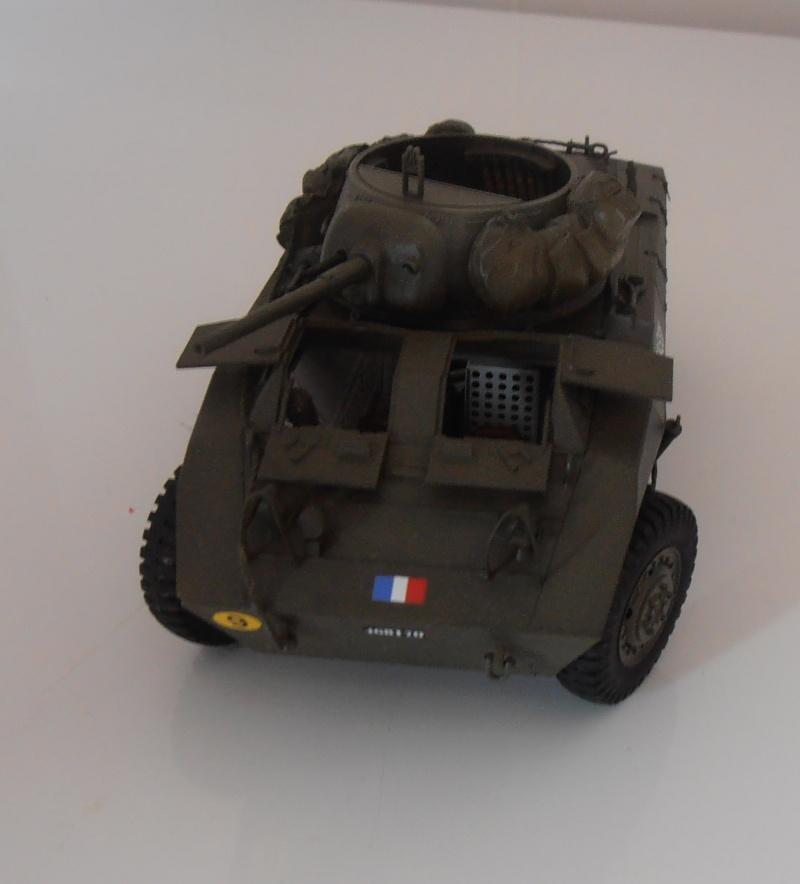 """Sherman M4A2 """" tarentaise """" et AMM 8 """" Massy """" ( la deco ). Pa261311"""