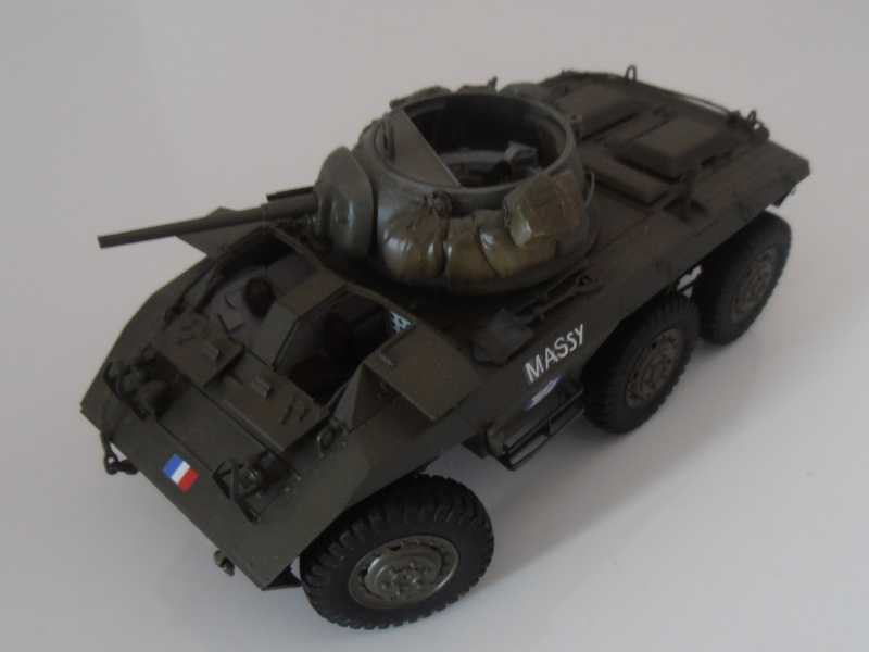 """Sherman M4A2 """" tarentaise """" et AMM 8 """" Massy """" ( la deco ). Pa261312"""