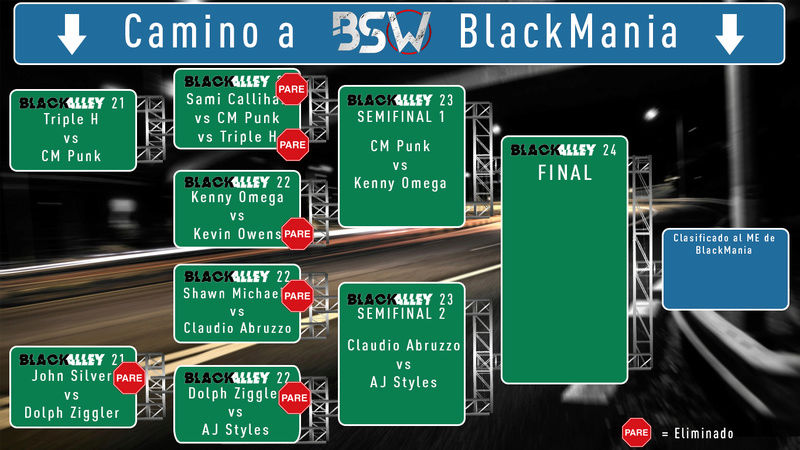 [Cartelera] BlackAlley #23 Semis10