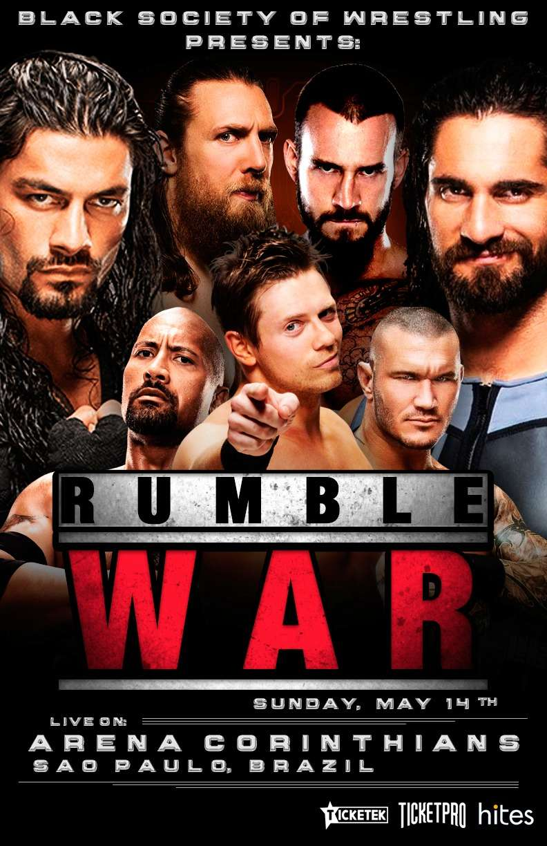 BSW RumbleWAR'17 Whatsa12