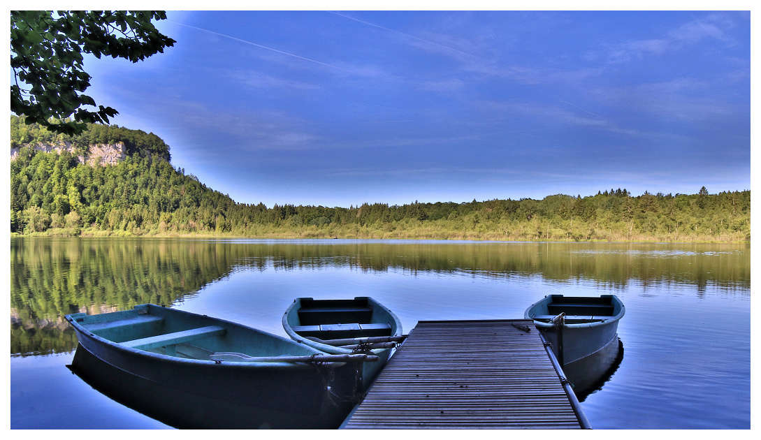 Au lac de Bonlieu Bonlie10
