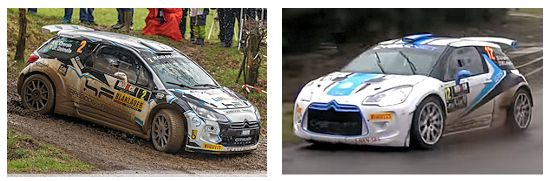 Une 2cv gagne le Rallye de Spa en Belgique Spa10