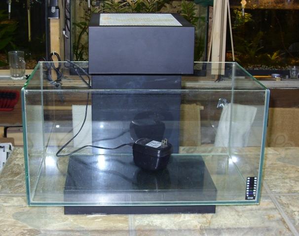Aquarium FLUVAL Edge 6 gallons 00110