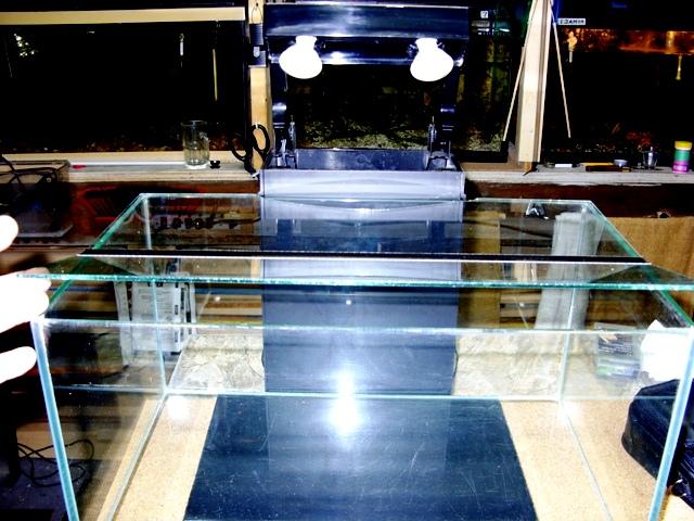 Aquarium FLUVAL Edge 6 gallons Vitre_11