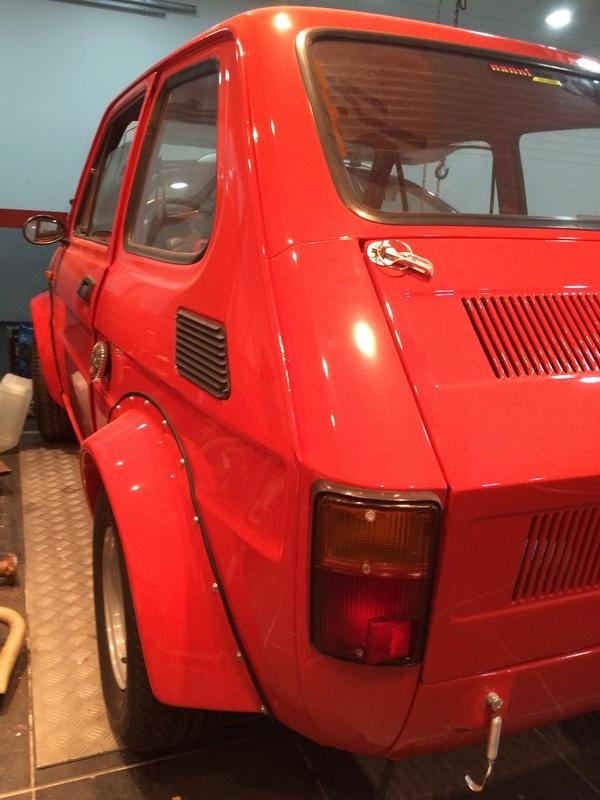 Michaël - 280 SE w126 1981 à Nancy - Page 2 Img_2010