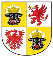 Förderprogramm Darlehen der Bürgschaftsbank Mecklenburg-Vorpommern - BMV-Darlehen Wappen46