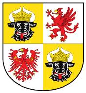 Förderprogramm Gründerstipendium Wappen50