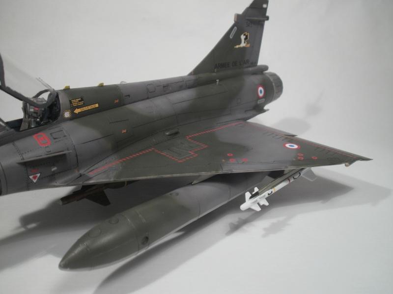 Mirage 2000N E.C 2/4 Lafayette 0811