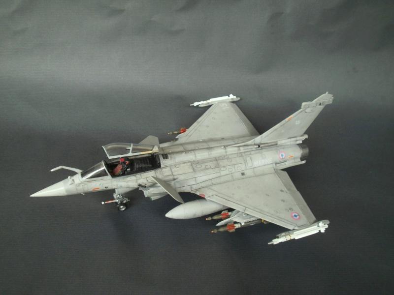 """RAFALE M """"Opération Harmattan"""" LIBYE 2011 Pb170015"""