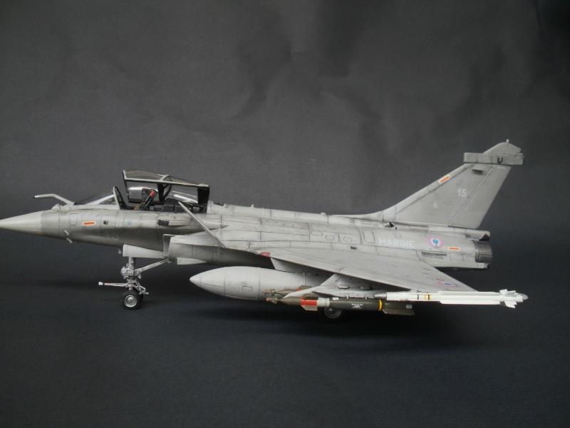 """RAFALE M """"Opération Harmattan"""" LIBYE 2011 Pb170016"""