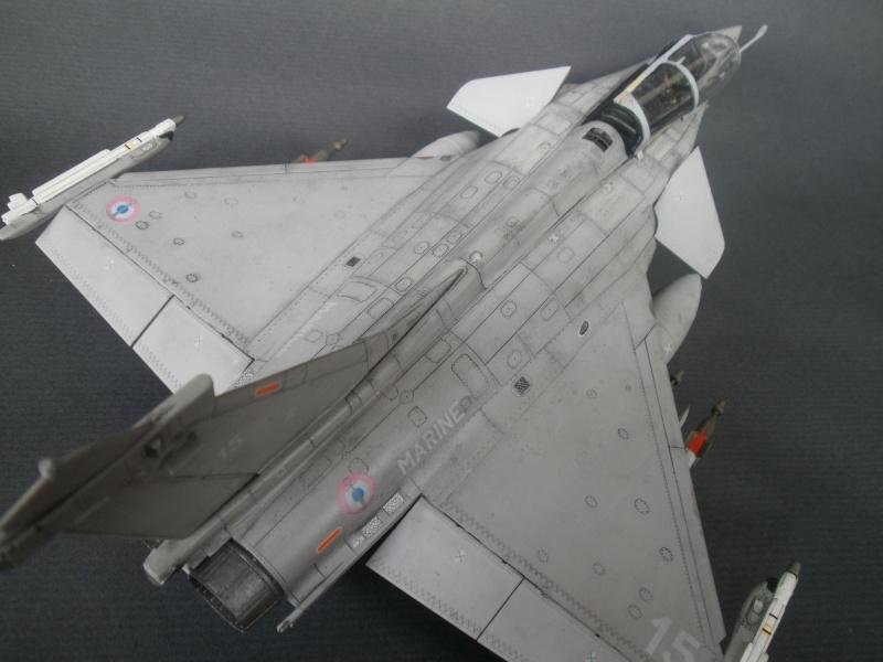 """RAFALE M """"Opération Harmattan"""" LIBYE 2011 Pb170019"""