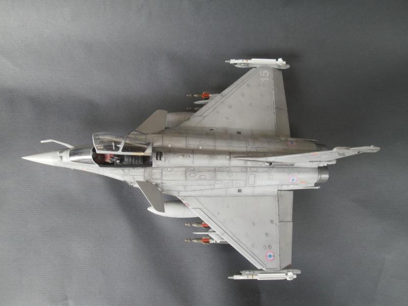 """RAFALE M """"Opération Harmattan"""" LIBYE 2011 Pb170020"""