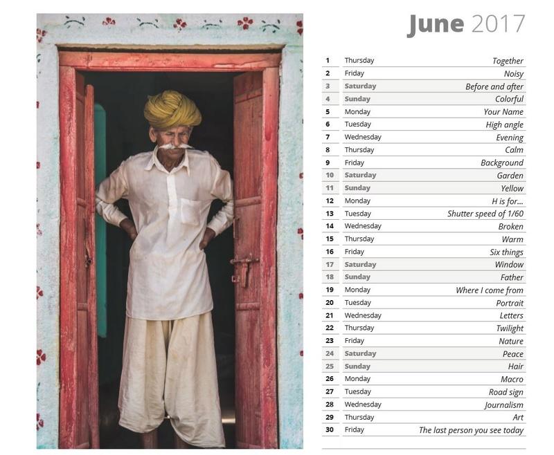 Photo challenge juin June10
