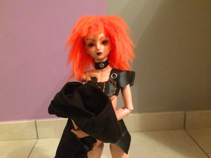 [Aquarius Doll Olivia] (Dithilde) Au coin du chat Syance36