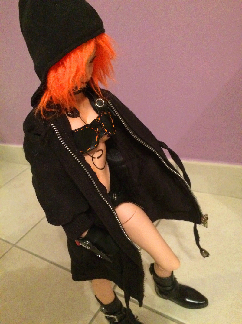 [Aquarius Doll Olivia] (Dithilde) Au coin du chat Syance37