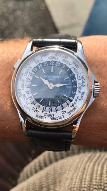 [Vends] Patek Philippe world timer 5110p 18718510