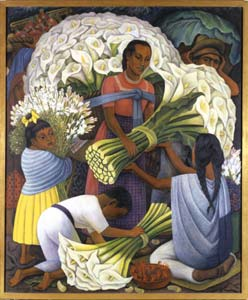 Frida Kahlo et Diego Rivera: l'art en fusion 1104_310