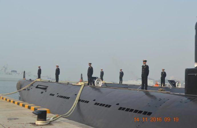 Bangladesh : sous-marins type 035G 035g10