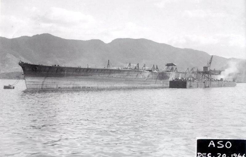 Le souvenir de la Marine Impériale - Page 5 Aso19410