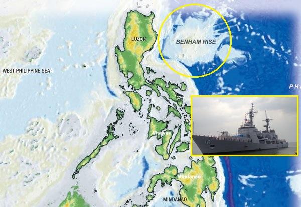 Marine des Philippines - Page 5 Benham10