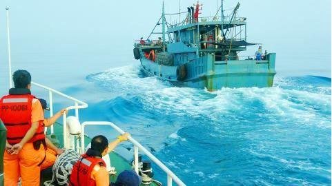 Garde-côtes taiwanais Gct10