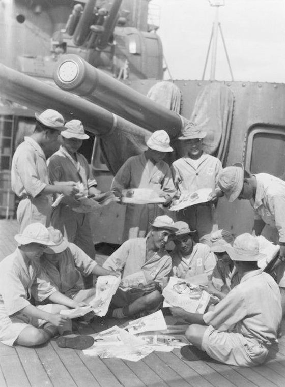 Croiseurs japonais - Page 4 Katori11