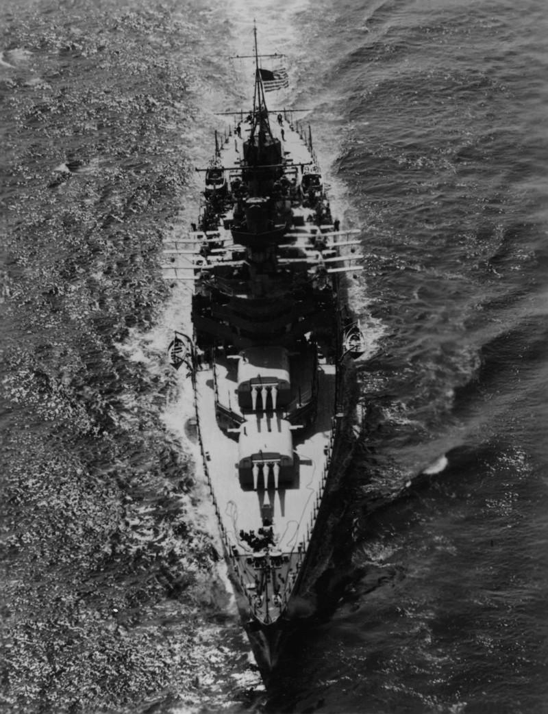 Croiseurs américains - Page 2 Portla10