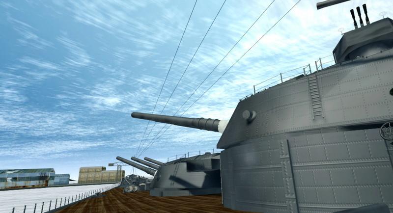 Le souvenir de la Marine Impériale - Page 5 Yamato11