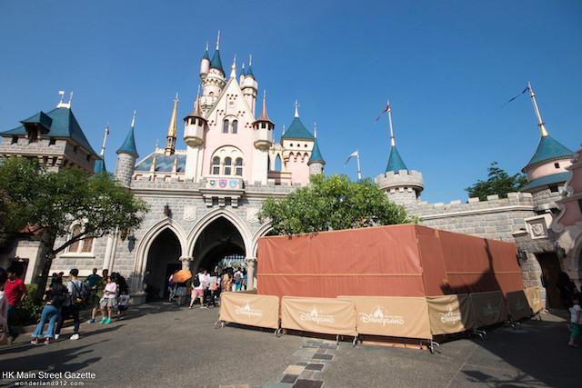[Hong Kong Disneyland] Nouveau Sleeping Beauty Castle (2020) - Page 3 123