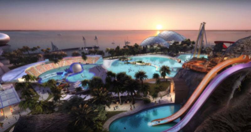[ÉAU] Marsa Al Arab à Dubaï (Wild Wadi Waterpark, parc marin, Cirque du Soleil, Pearl Museum) (2020) 216