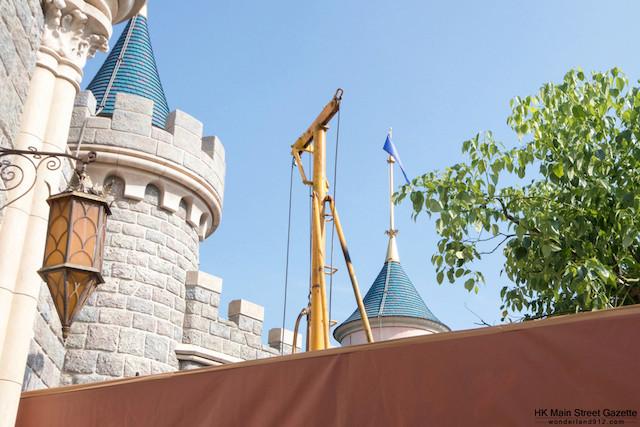 [Hong Kong Disneyland] Nouveau Sleeping Beauty Castle (2020) - Page 3 317
