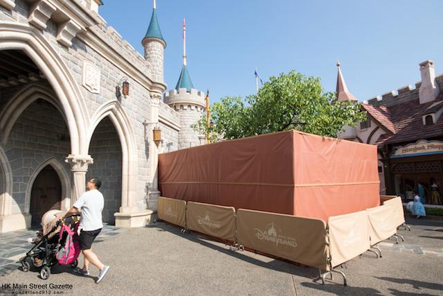 [Hong Kong Disneyland] Nouveau Sleeping Beauty Castle (2020) - Page 3 414