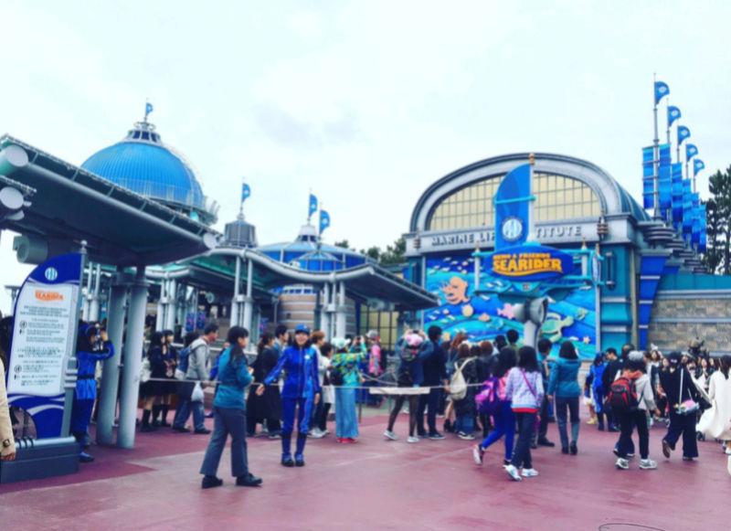 [Tokyo DisneySea] Nemo & Friends SeaRider (2017) - Page 3 Captur11