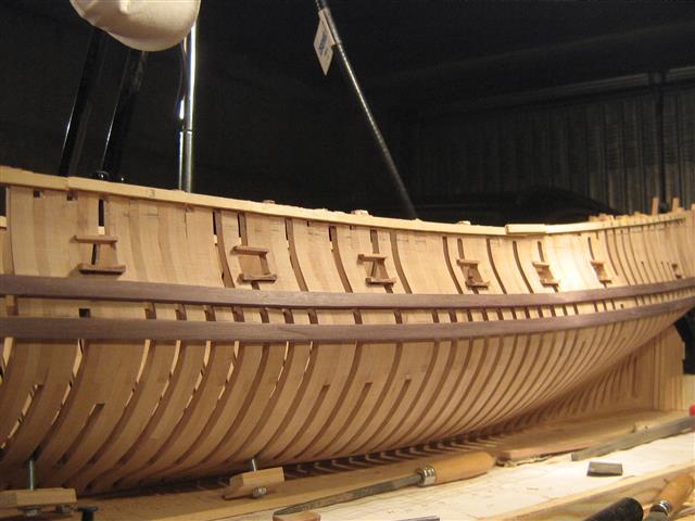 L'AMARANTE corvetta 12 cannoni 1\36 G.DELACROIX - Page 4 015_sm10