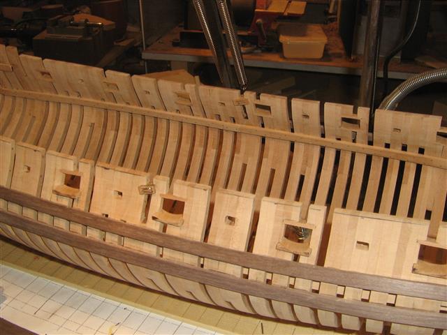 L'AMARANTE corvetta 12 cannoni 1\36 G.DELACROIX - Pagina 5 033_sm10