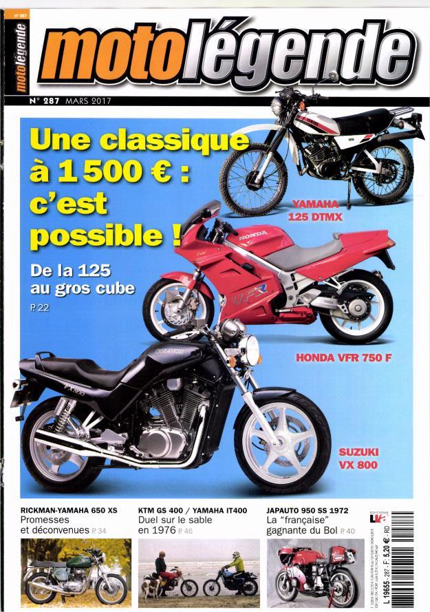 "Magazine  "" Moto légende "" ! Moto_l10"