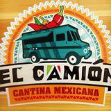 EL CAMION - CANTINA MEXICANA (Merki M'sieur Will) Sticke10