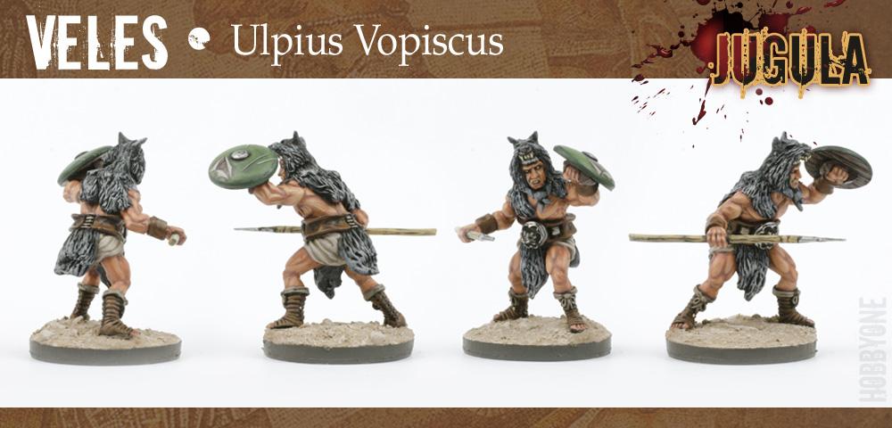 Les figurines officielles de Jugula Gladia16