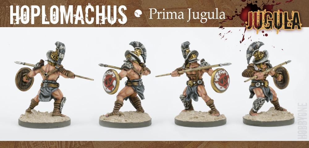 Les figurines officielles de Jugula Gladia17