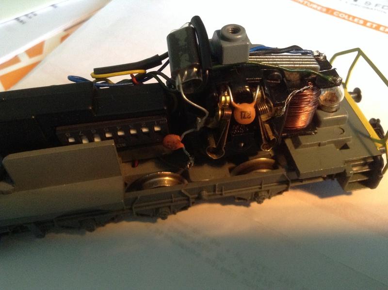 Aide pour nettoyage et digitalisation de plusieurs anciennes locos Märklin de grandes séries 2017-025