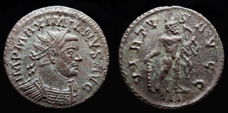 Aureliani de Lyon de Dioclétien et de ses corégents - Page 9 Ant06610