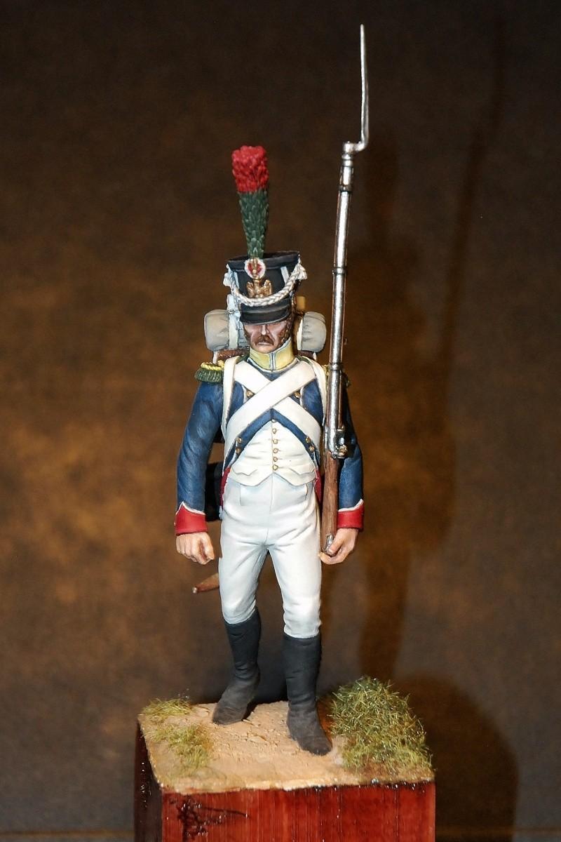 Voltigeur de la Garde Métal Modèles Forum054