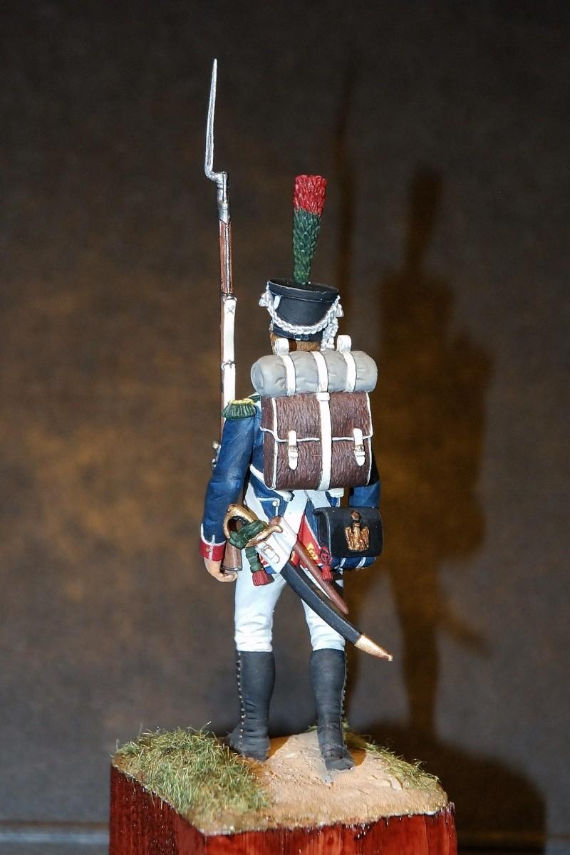 Voltigeur de la Garde Métal Modèles Forum056
