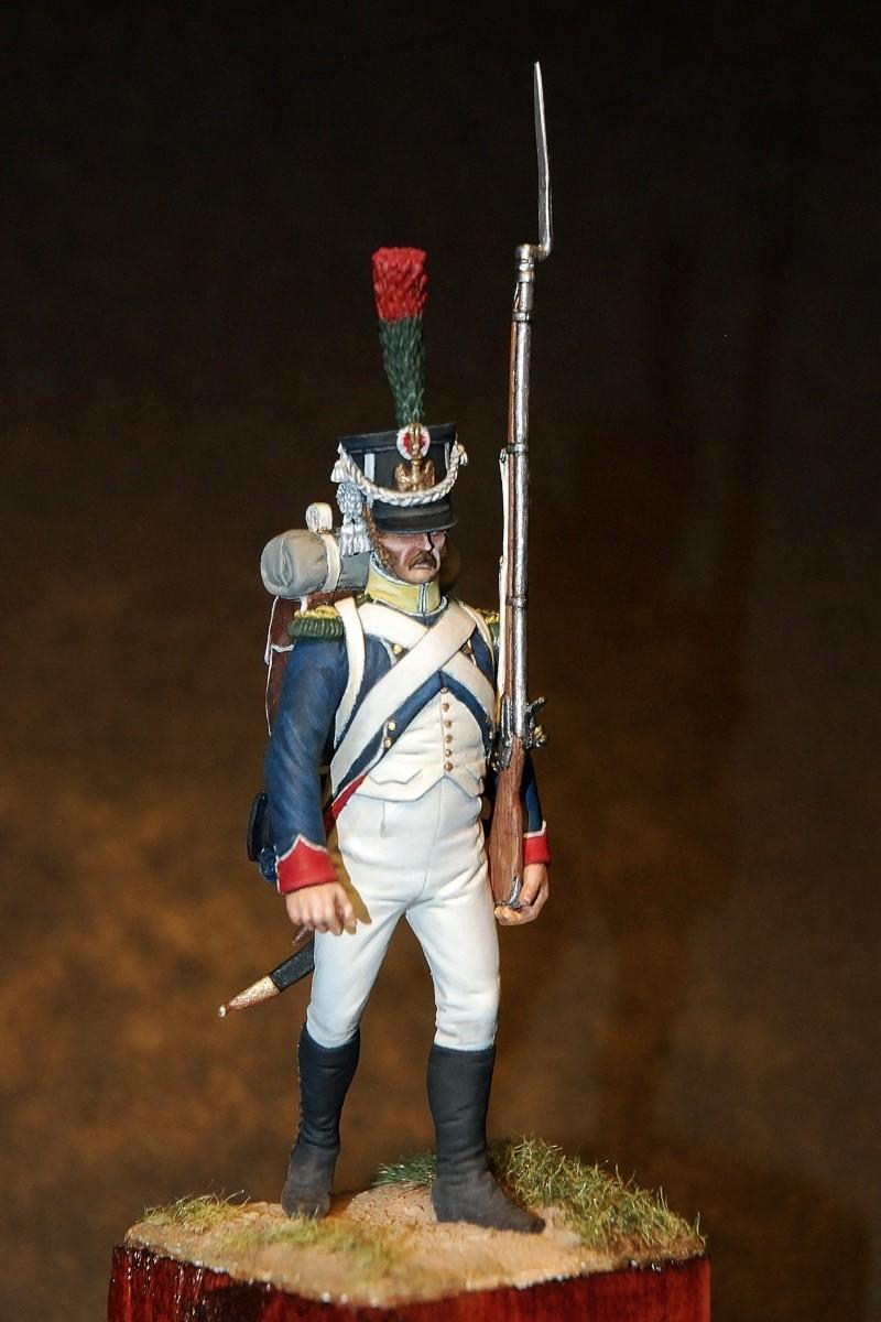 Voltigeur de la Garde Métal Modèles Forum057