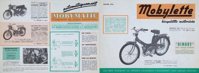 MOTOBECANE Spéciale Route de 1965 45038710