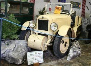 Musée Rétromobile de Dreux le dimanche 7 mai 2017 Croi_j10