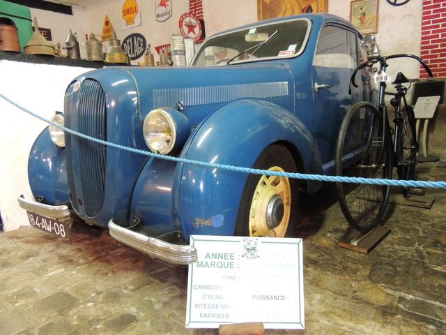 musée automobile Drouais à Dreux (27) Dscn0215