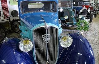 Musée Rétromobile de Dreux le dimanche 7 mai 2017 Musye_13