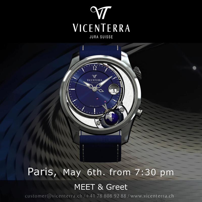 VICENTERRA Meet & Greet Vicen110