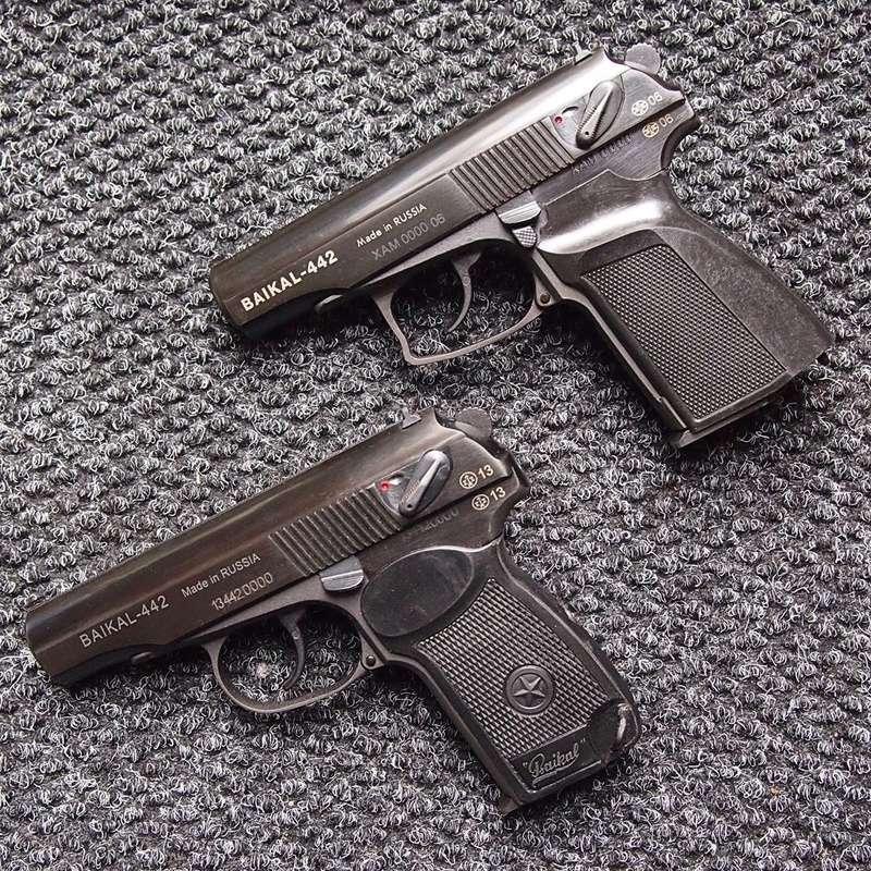 Makarov / Пистолет Макарова P2190610
